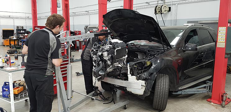 All Car Engine Reconditioning Services